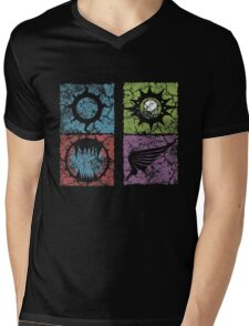 The Lost and the Dammed Mens V-Neck T-Shirt