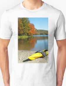 Yellow Kayak T-Shirt