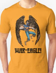 WAR-EAGLE!!! Unisex T-Shirt