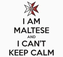I Am Maltese One Piece - Short Sleeve