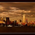 Across The Hudson by micpowell