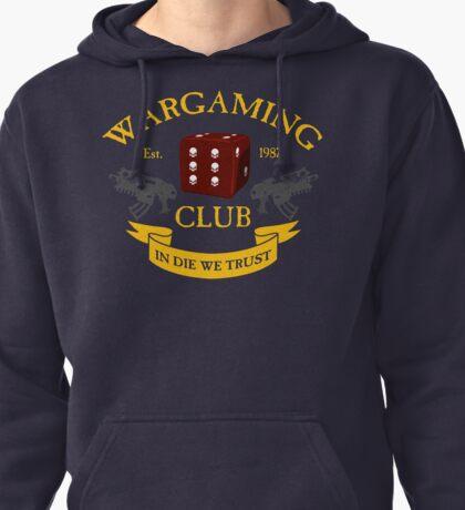 Wargaming Club Badge Pullover Hoodie