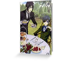 Tea Time! Greeting Card