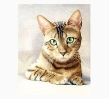 Bengal Cat Drawing Unisex T-Shirt