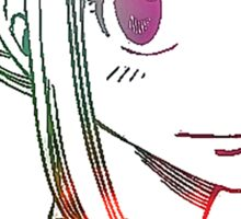 Lucy Heartfilia Sticker