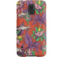 The Sea Garden - retro pop Samsung Galaxy Case/Skin