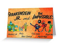 impossibles Greeting Card
