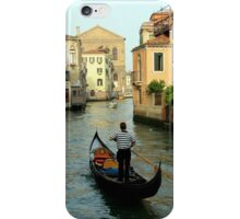 Going Home After A Long Day iPhone Case/Skin
