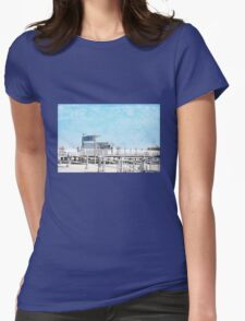 Purity of the Sun  Womens Fitted T-Shirt