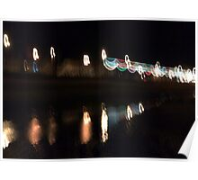 Down Town Lights iii Poster