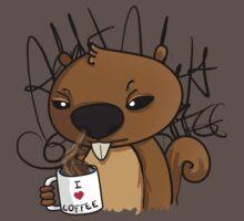 coffee addict Baby Tee