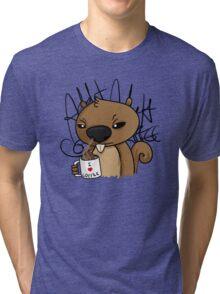 coffee addict Tri-blend T-Shirt