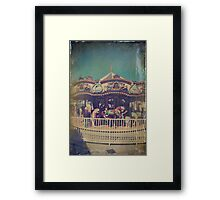 Merry for the Moment Framed Print