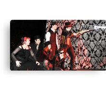 the tableaux of mirrors Canvas Print