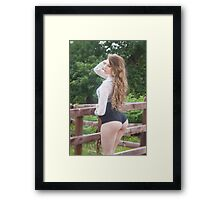 Nature at its best Framed Print