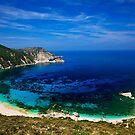 Petani beach - Kefalonia island by Hercules Milas