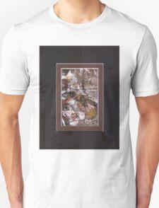 ABSTRACT SNOW SCENE T-Shirt