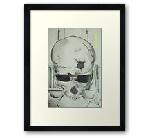 x-box Gun Framed Print
