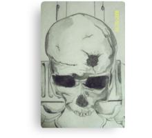 x-box Gun Canvas Print