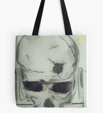 x-box Gun Tote Bag