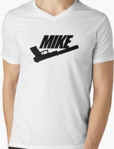 MIKE - BETTER CALL SAUL Mens V-Neck T-Shirt