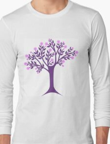 Blossoms tree Long Sleeve T-Shirt