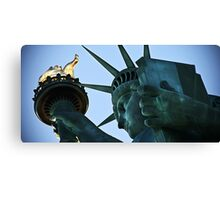 Statue of Liberty - New York Canvas Print