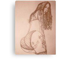 irish love Canvas Print
