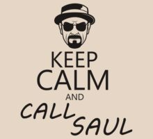 Keep Calm And Call Saul by hottehue
