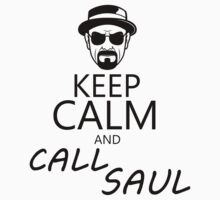 Keep Calm And Call Saul One Piece - Long Sleeve
