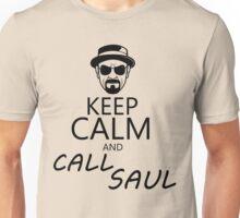 Keep Calm And Call Saul Unisex T-Shirt