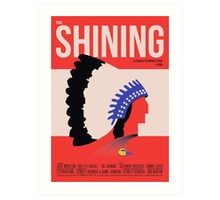 Shining - Double acting calumet baking powder  Art Print