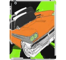 Old is gold chevy bel air !!!  iPad Case/Skin