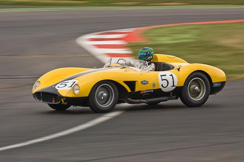 Ferrari 500TR C by Willie Jackson
