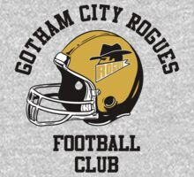 Gotham City Rogues Football Club shirt – The Dark Knight, Batman by fandemonium