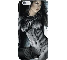 SpiderMan 3 Female Cosplay iPhone Case/Skin