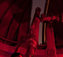 Landolt Telescope - Louisiana State University by Briar Richard