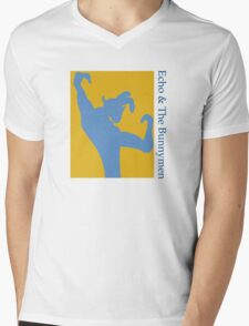 Echo & The Bunnymen Mens V-Neck T-Shirt