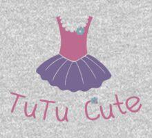 TuTu Cute One Piece - Long Sleeve