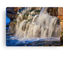 Almonte Waterfalls (11) Canvas Print