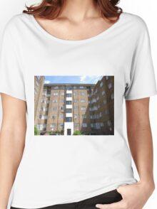 London Deco: Hamilton Court 1 Women's Relaxed Fit T-Shirt