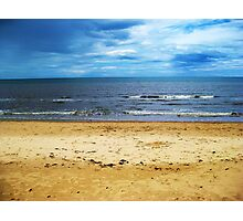 Beach Sea Landscape Photographic Print