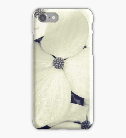 Dogwood Flowers iPhone Case/Skin