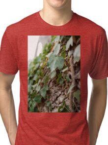 Elf Leaf Tri-blend T-Shirt