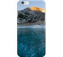 Abraham Lake iPhone Case/Skin