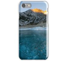 Abraham Lake iPhone Case/Skin