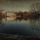 Boat House at Prospect Park by Jean-Pierre Ducondi