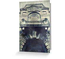 Gatehouse Greeting Card