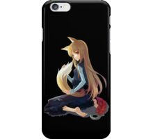 Spice and Wolf - Horo iPhone Case/Skin