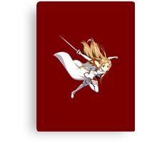 Sword Art Online - Asuna Yuuki Canvas Print